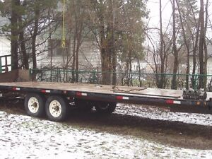 2006 FLOAT TRAILER FOR SALE OR TRADE
