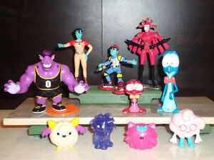Assorted Mixed Mini Toys 0.50-1.00