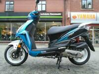 SYM JET 4 50CC learner legal scooter moped. 3 year warranty