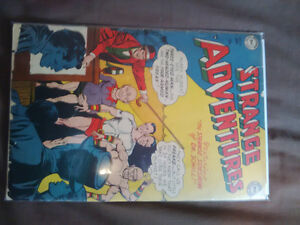 Comic Book DC Strange Adventures #15 Dec VHTF Kitchener / Waterloo Kitchener Area image 1