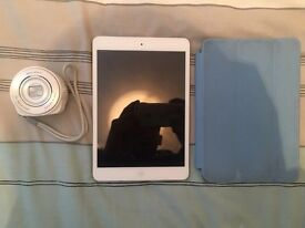 iPad Mini 16GB WiFi with Sony Cyber-shot DSC-QX10