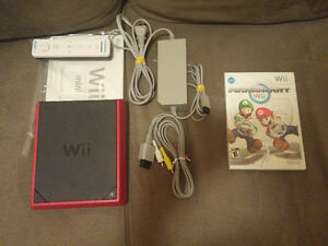 Wii Mini and Games