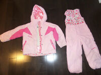 Snowsuit - Girls - Columbia