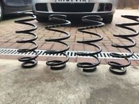 Golf mk5 coilover springs / suspension springs