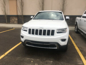Reduced! 2015 Jeep Grand Cherokee Limited