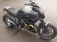 Ducati Diavel carbon, WE BUY BIKES UPTO 10 YEARS OLD, 150 USED BIKES IN STOCK