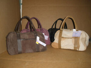 Four Vintage Leather Bags London Ontario image 2