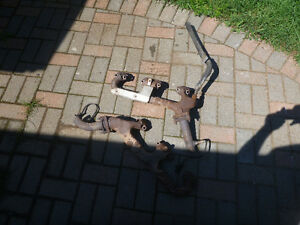 1998 GMC SIERRA 350 VORTEX EXHAUST MANIFOLDS
