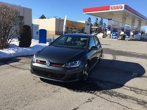 2015 Volkswagen GTI Cuire Autre