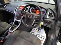 2013 VAUXHALL ASTRA 1.7 CDTi 16V ecoFLEX SRi 5dr