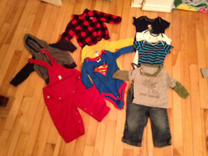 baby boy clothes 6 -12 months