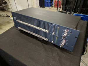 Ashley GQX-3102  band graphic equalizer