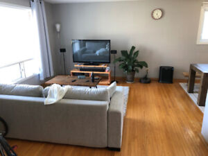 Room for Sublet from May 1st - Aug 31