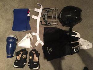 hockey equipment junior