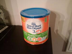 Good Start Nestlé 3 Transition