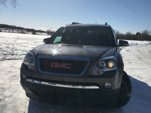 2010.GMC-ACADIA.SUV.CROSSOVER.AWD.LOW KM. NEW TIRES. PRICE:REDU.