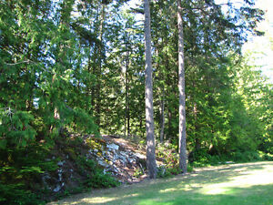Bowen Island Parkland and Stunning Viewpoints - Lot 14 Evergreen North Shore Greater Vancouver Area image 1