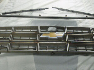 1970s chevy and gmc truck grills-new photos with chevy molding Windsor Region Ontario image 4