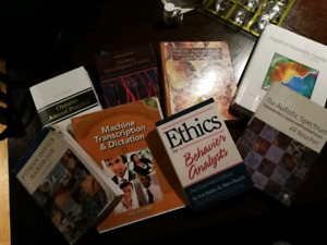 Textbooks for Mohawk & mcmaster