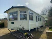 Sited Static caravan for sale Stanhope Co Durham, 12 month season, 5* Park,