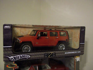 HOT WHEELS HUMMER H3 DIECAST 1:18 SCALE