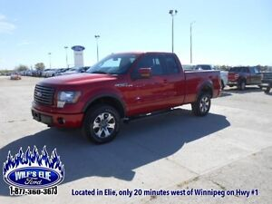 2012 Ford F-150 FX4   - Leather