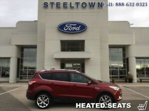 2013 Ford Escape TITANIUM  - Leather Seats -  Bluetooth - $155.0