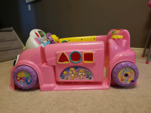 Fisher Price learning car