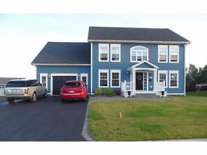 Spacious & Tasteful Family Home in Grand Falls - Windsor