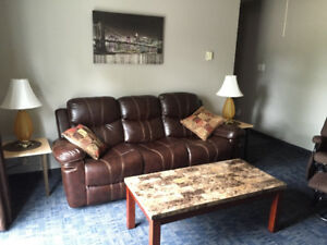 Fully furnished 1 bedroom Apartment