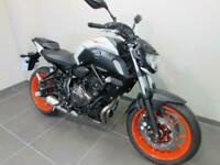 YAMAHA MT-07 ABS, 69 REG ONLY 195 MILES, R&G AERO FRAME PROTECTION SLIDERS...