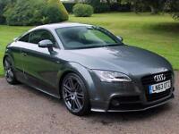 Audi TT Coupe 2.0TFSI 211ps Black Edition 3dr 2013 (63)
