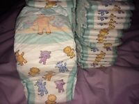 Bundle of dry fit nappies size 3