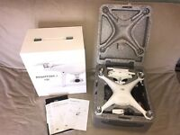 DJI Phantom 4 Drone + 3 batteries + Manfrotto Backpack + ND filters + Accessories