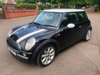 Mini Cooper 1.6. MOT, MAY, 2019. LOW MILEAGE 70 K. SERVICED UP TO 62 K.
