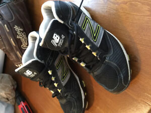 New Balance Cleats lightly used