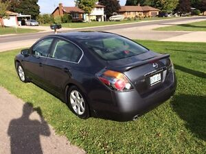 Clean Altima with winter tires London Ontario image 4
