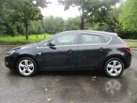 2011 Vauxhall Astra SRi Hatchback Diesel Manual