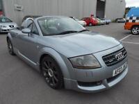 Audi TT Roadster 1.8 ( 225bhp ) 2003MY T quattro