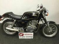 1991 Honda GB500 TT Classic, Super Trap Exhaust, Standard Bike, GB 500cc