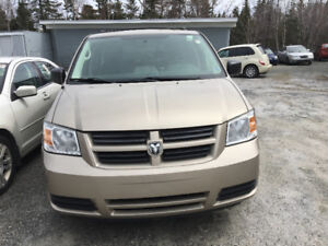 2009 Dodge Grand Caravan, DVD, New MVI