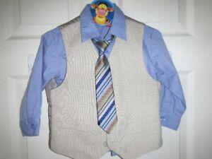 Size 3, 4 piece Arrow suit