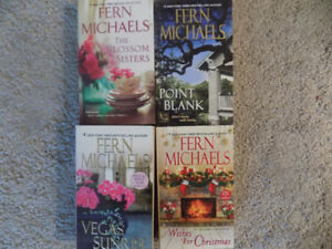 Fern Michaels Romance Books