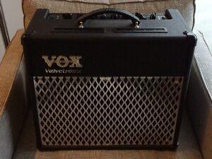Ampli Vox Valvetronix Ad30vt (lampe)
