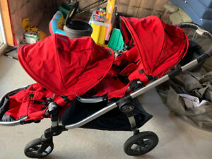 Baby Jogger City Select (double)