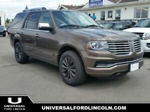 2015 Lincoln Navigator Select 4WD w/SYNC  w/MyLincoln Touch Blue