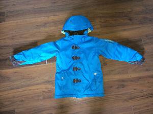 Manteau d'hiver Burton fille 7-8 ans