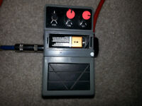 MOVING, MUST SELL THIS WEEK!!!Distortion Pedal