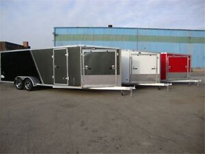 Wide Range of Snowmobile Trailers in Stock by Misk