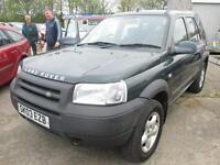 2003 Land Rover Freelander 2.0Td4 2003MY Serengeti 2 KEEPERS, 2 KEYS